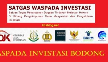 Daftar 80 Perusahaan Investasi Bodong Tahun 2017 Versi Ojk