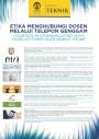 7 Etika Menghubungi Dosen Melalui Telepon Genggam versi kampusUI