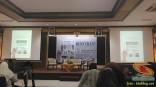 Kuliah Tamu di fisip unair 2017 bersama Dahlan Iskan dengan tema Akankah koran cetak bertahan (3)