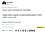 Mulut Netizen Indonesia…usil dangemesin