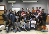 Pengalaman kuliah semester pertama di Magister Media Komunikasi Unair tahun 2017 (1)