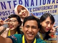Pengalaman kuliah semester pertama di Magister Media Komunikasi Unair tahun 2017 (27)