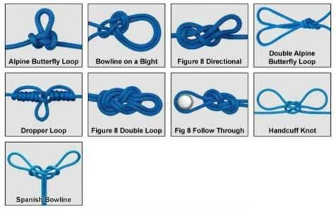 Ragam bentuk dan cara tali temali brosis...~06
