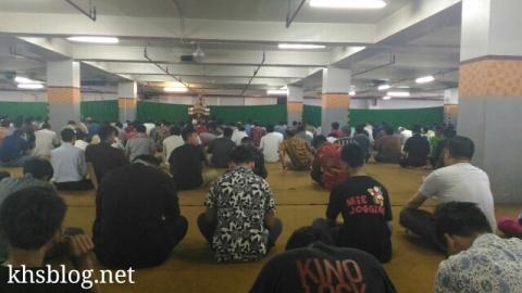 Pengalaman sholat jum'at di mall Grand City Surabaya