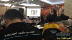 Sinau Humas bareng Polisi Se-Surabaya di FISIP Universitas Airlangga brosis. (5)