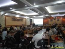 Sinau Humas bareng Polisi Se-Surabaya di FISIP Universitas Airlangga brosis. (6)