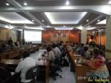 Sinau Humas bareng Polisi Se-Surabaya di FISIP Universitas Airlangga brosis. (7)