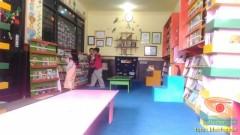 Liburan sekolah, saatnya berkunjung ke Pepustakaan Desa Rumah Pelangi, Suci, Gresik (11)