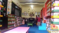 Liburan sekolah, saatnya berkunjung ke Pepustakaan Desa Rumah Pelangi, Suci, Gresik (4)