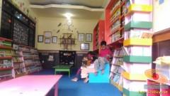 Liburan sekolah, saatnya berkunjung ke Pepustakaan Desa Rumah Pelangi, Suci, Gresik (6)
