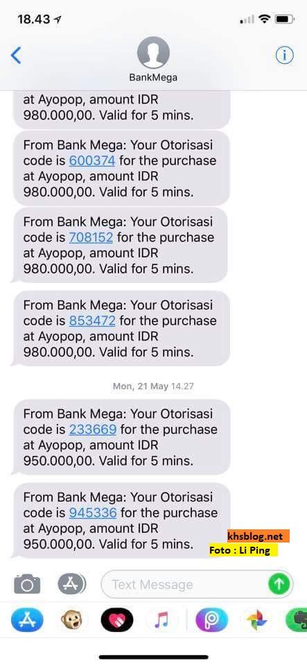 waspada penipuan via telepon bagi pemegang kartu kredit bank mega rh khsblog net ganti nomor telepon kartu kredit bank mega ganti nomor telepon kartu kredit bank mega