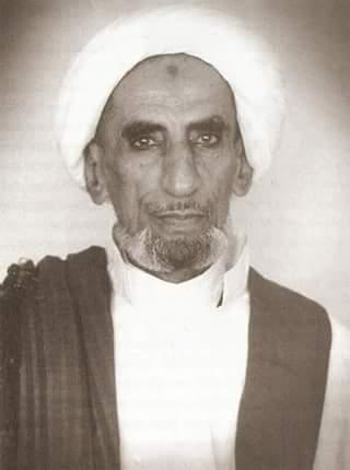 Al Habib Ali bin Husein Al Attas atau lebih dikenal dengan Habib Ali Bungur
