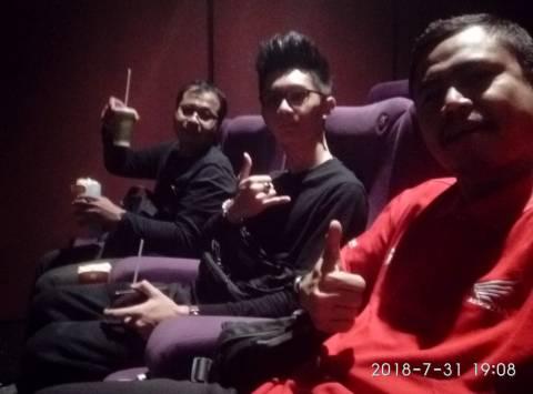 Nobar film 22 Menit bersama Honda Community Jawa Timur (2)