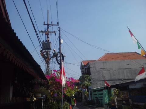 perbaikan listrik di manukan suroboyo